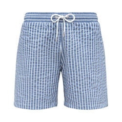 Classic Originals Swim Shorts - Azure Blue - Morville