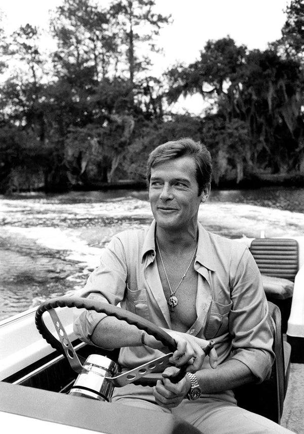 Roger Moore, 1972