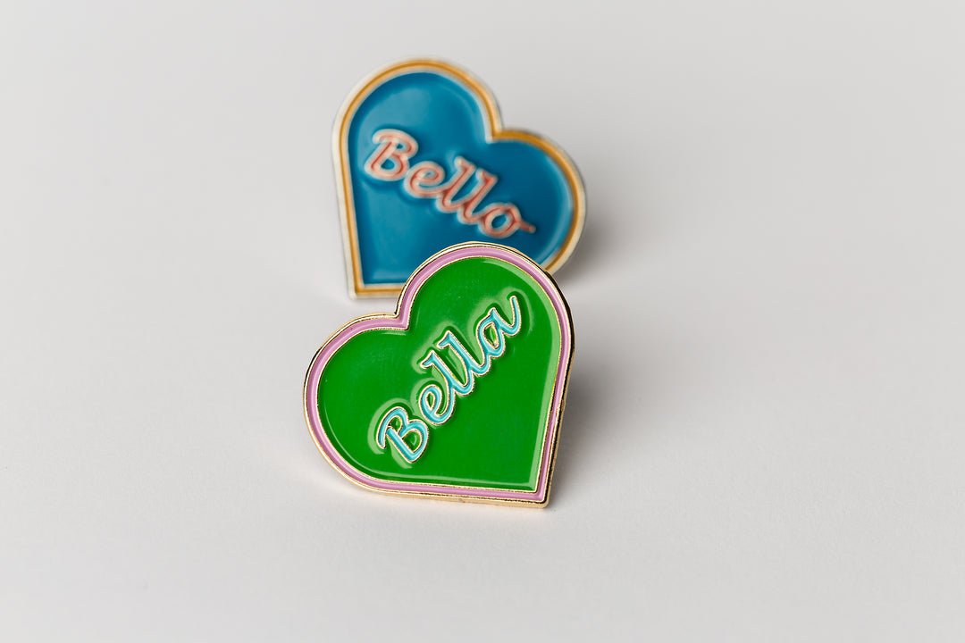 Beautiful Lapel Pin