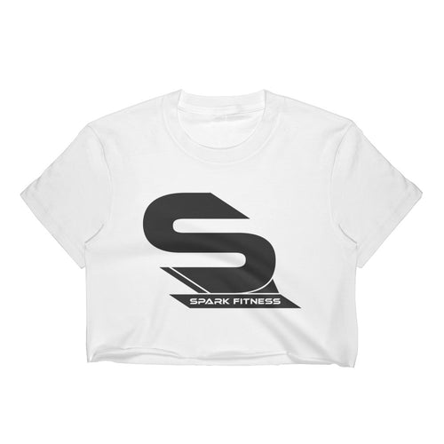 Essential Logo Crop Top