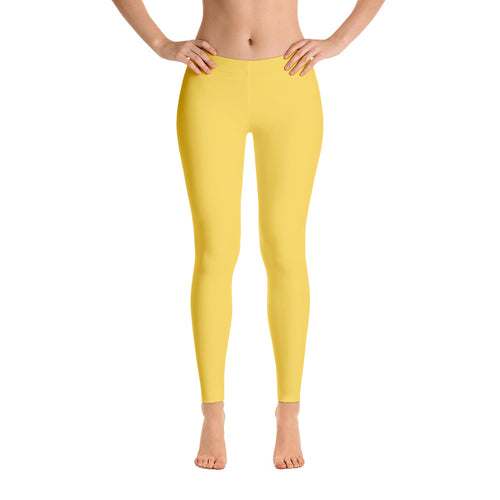 Essential Yellow Leggings