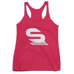 Essential Logo Racerback Tank (Multiple Colors)