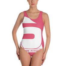 Pink Spark One-Piece Swimsuit