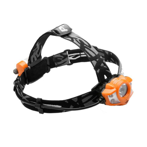 Princeton Tec Apex Pro 350 Lumen Led Headlamp - Orange