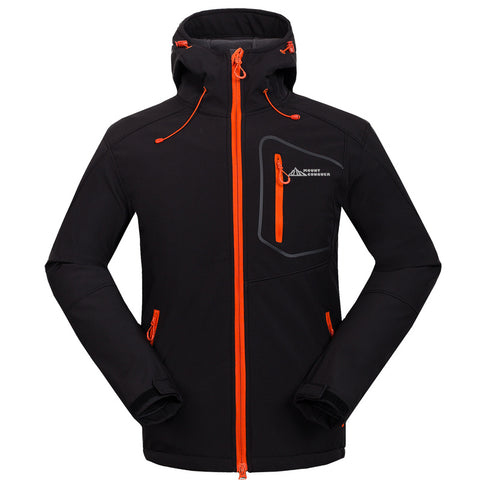 Mount Conquer Hiking Jacket