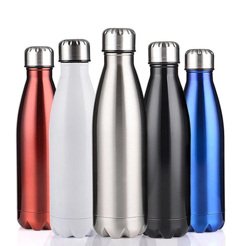 Transhome 350/500ml Vacuum Flask