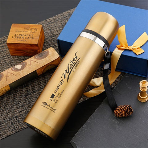 Zooobe 1000ML Vacuum Flask