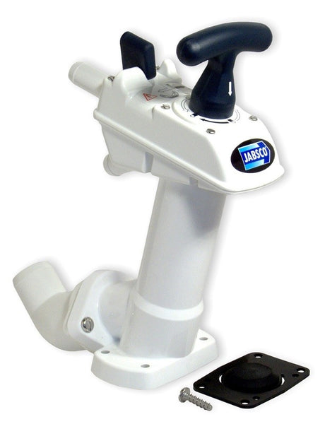 Jabsco Toilet Pump Assembly