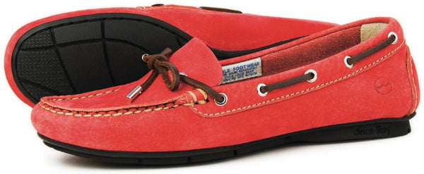 Orca Bay Ballena Womens Shoe Fire Red