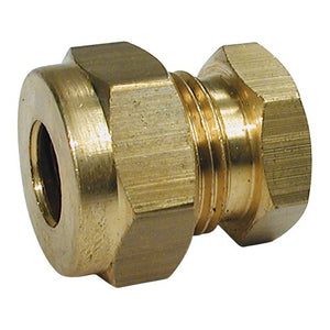 "STOP END COUPLING 1/4"" OD TUBE"