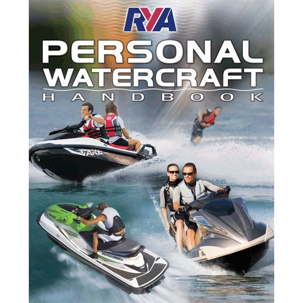 RYA G35 Intro to Personal Watercraft