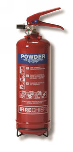 Firechief Fire Extinguisher 2KG 13A 89BC