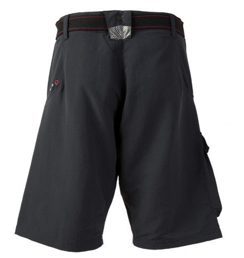 Gill Race Shorts Graphite