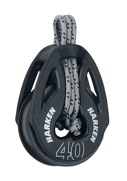 Harken 40 mm T2 Soft-Attach Block