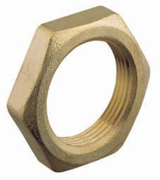 Heavy Duty Brass locknut