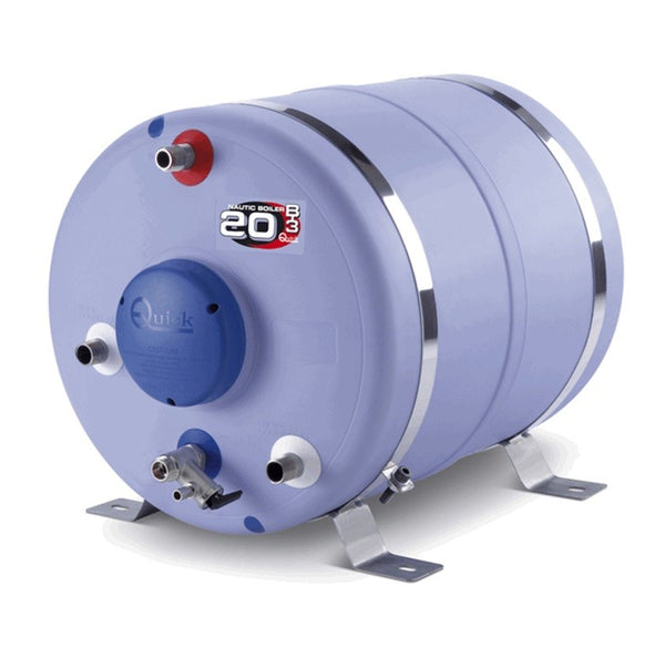 Water Heater 40 litre 1200W Round shape with heat exchange