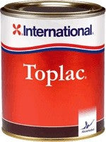 International Paints Toplac orange