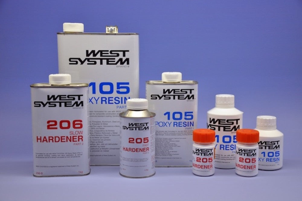 West-System 'A' Pack Standard 1.2kg