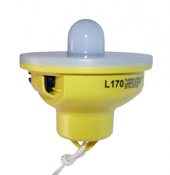 Apollo Compact Lifebuoy LED Light 5 Year Life