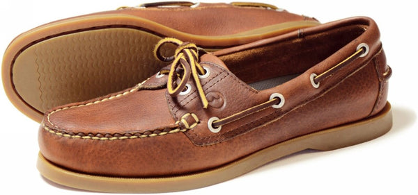 Orca Bay Creek Havana Deck Shoe