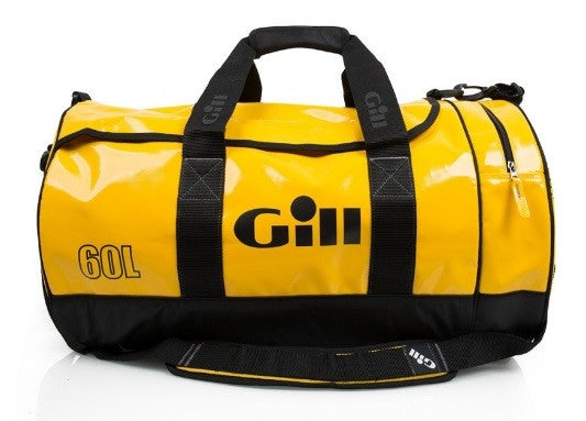 Gill Tarp Barrel Bag Yellow