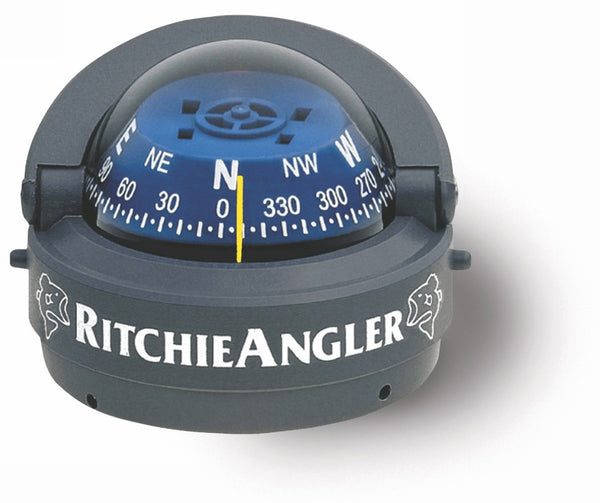 Ritchie Angler Surface Mounted Compass