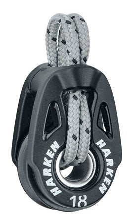 Harken 18 mm T2 Soft-Attach Block