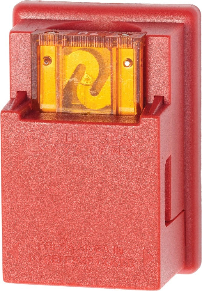 Blue Sea System MAXI Fuse Block - 30 to 80A