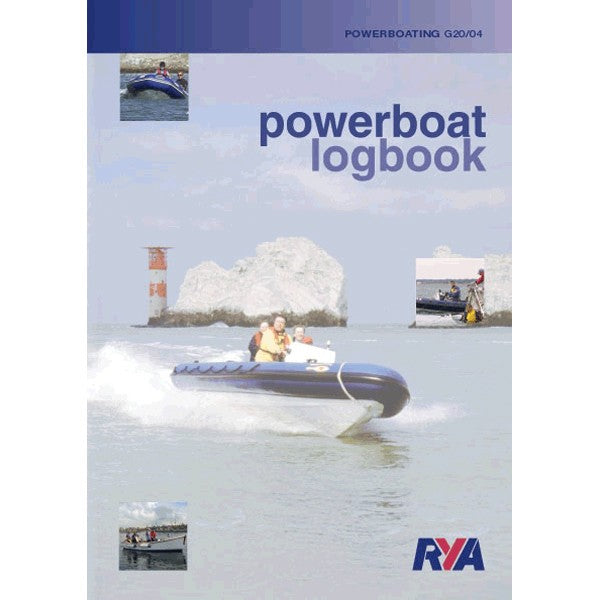 RYA G20 POWERBOATING L/B