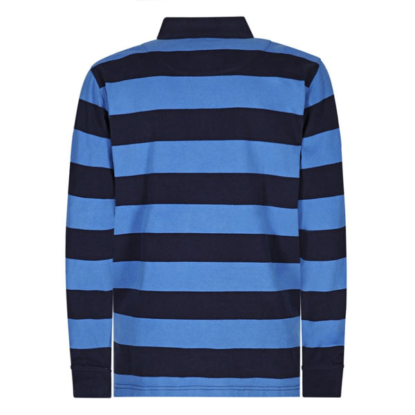 Lazy Jacks Stripe Rugby Shirt