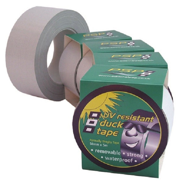 PSP UV Resistant Duck Tape (Dinghy Tape)