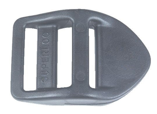 Heavy Duty Ladderlock Buckle for 25mm webbing
