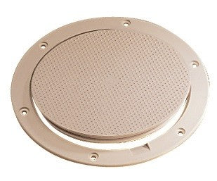 Pop-In Deck Plate Hatch White 152mm Opening