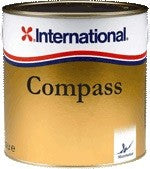 International Paints Compass Varnish