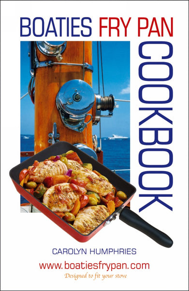 Boaties Fry Pan Cook Book
