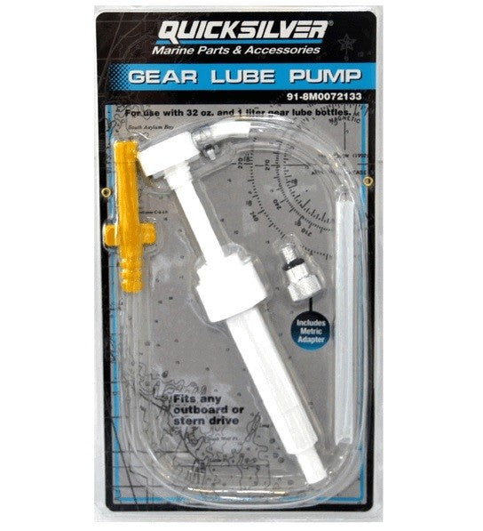 Quicksilver Gear Lube Pump