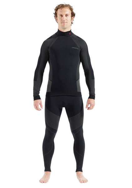 Musto Active Base Layer Zip Neck Top