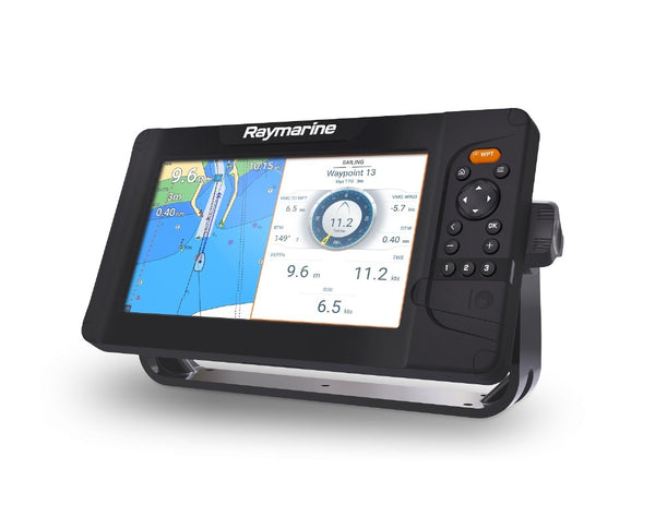 Raymarine Element 12 S (Navionics Nav+ Europe Small Download Chart)
