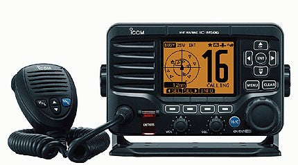 Icom M506GE Fixed VHF/DSC with AIS