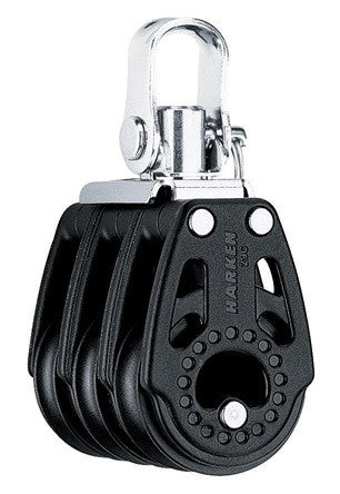 Harken 29mm Triple Block - Swivel