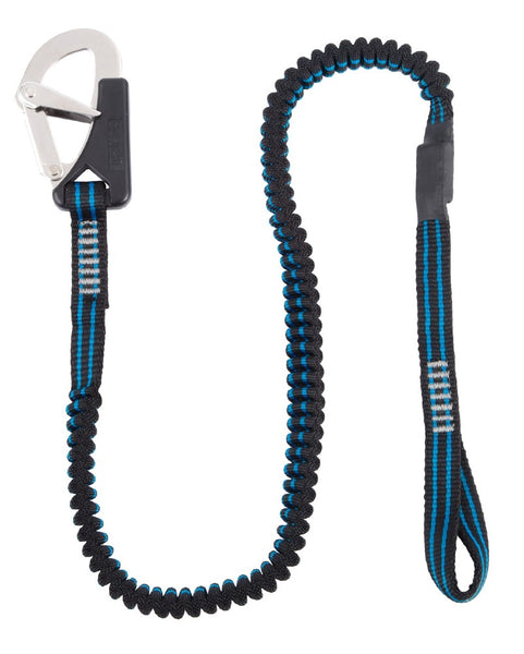 1 Hook Elasticated Safety Line With Cow Hitch
