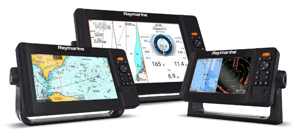 Raymarine Element 7 S (Navionics Nav+ Europe Small Download Chart)