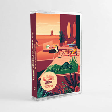 Chillhop Essentials - Summer 2021 Cassette Tape Limited Edition (Pre-Order)