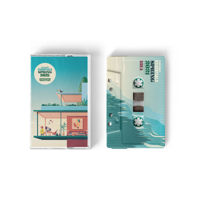 Chillhop Essentials - Spring 2021 Cassette Tape Limited Edition