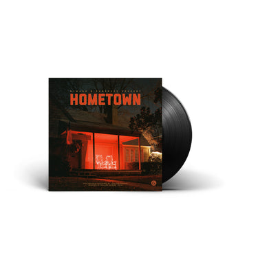 Nymano x Pandrezz - Hometown LP