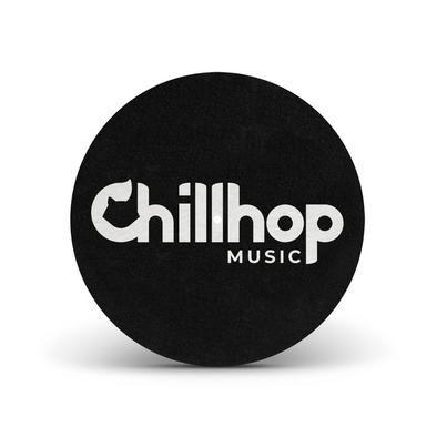 Chillhop Music Slipmat