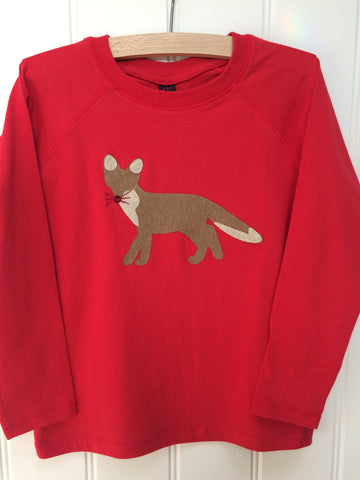 Fox - Long Sleeved T-shirt