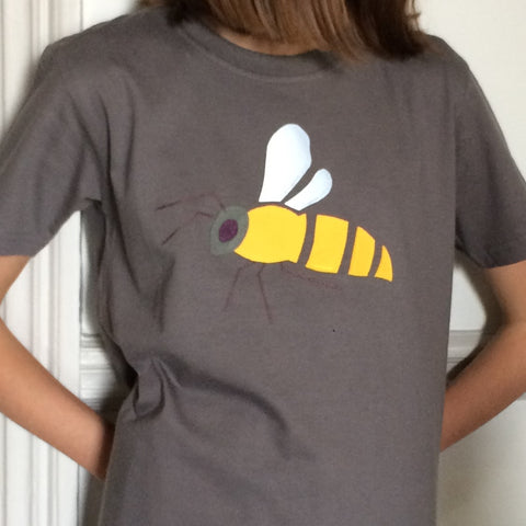 Bee T-shirt - Red