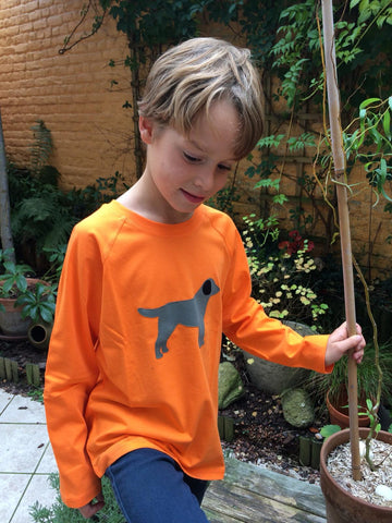 Labrador – Long Sleeved T-shirt