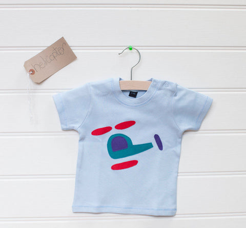 Baby Helicopter T-shirt